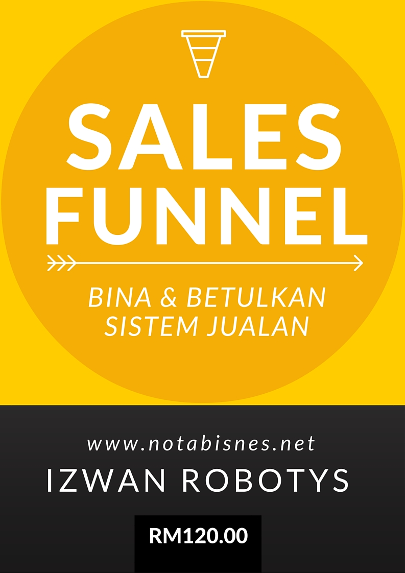 Cover Sales Funnel